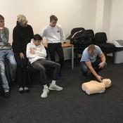 Školení první pomoci