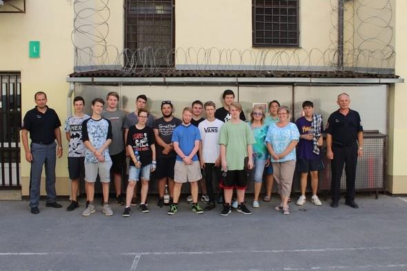 Exkurze ve Věznici Břeclav