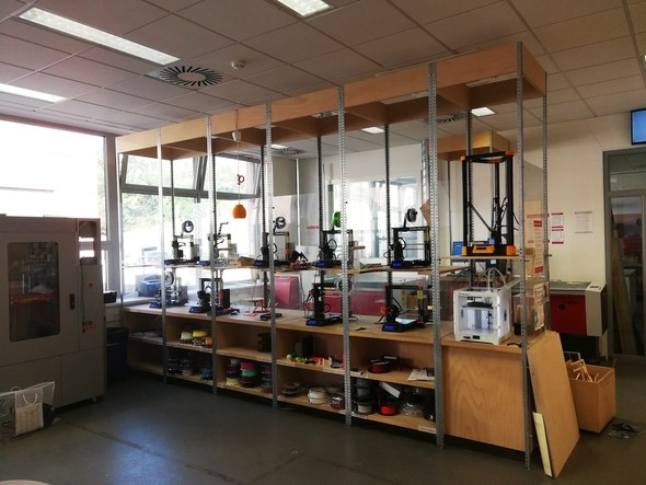 Soutěž Tvoř s 3D tiskem a laserem
